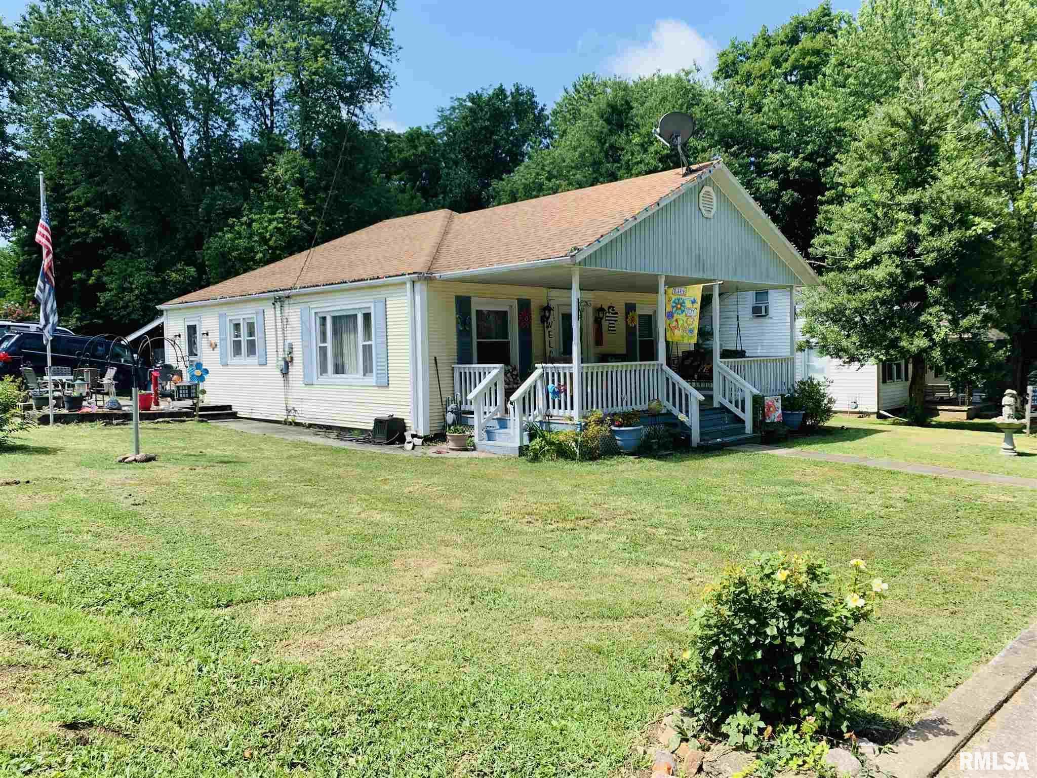 212 E Heacock Property Photo - Jonesboro, IL real estate listing
