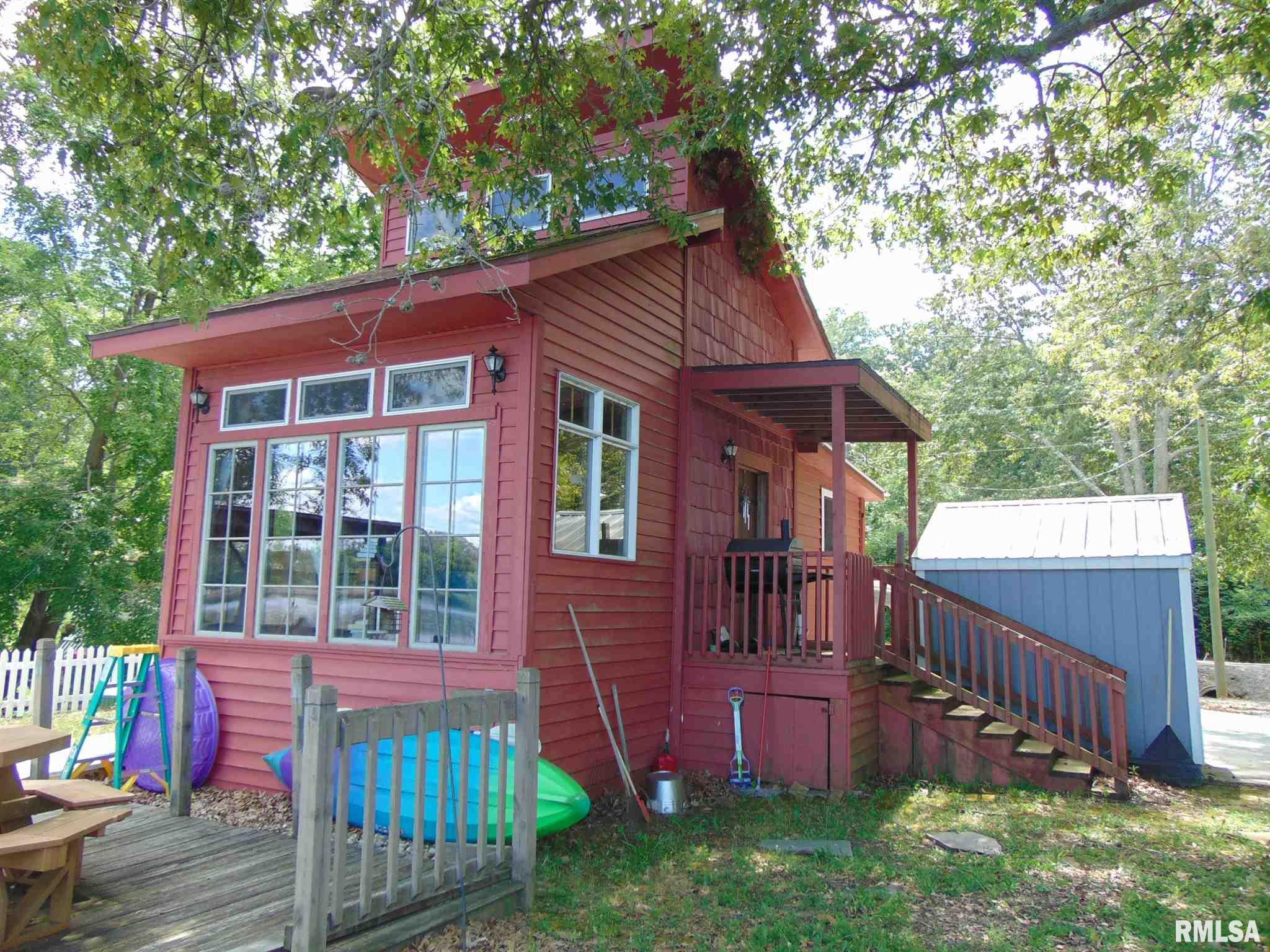 4796 E Mitchell Lake Property Photo - Mulkeytown, IL real estate listing