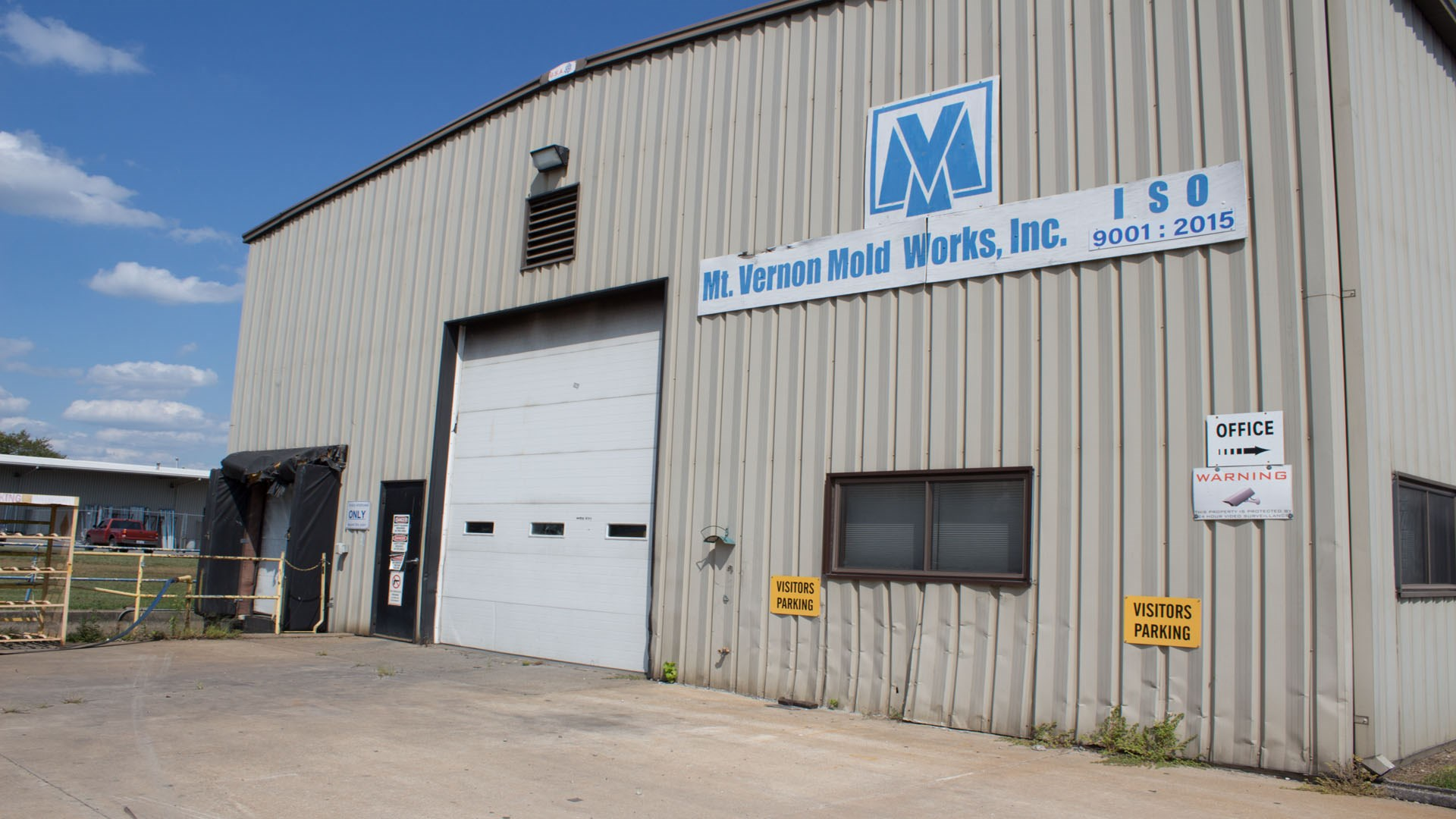 15 INDUSTRIAL Property Photo - Mt Vernon, IL real estate listing