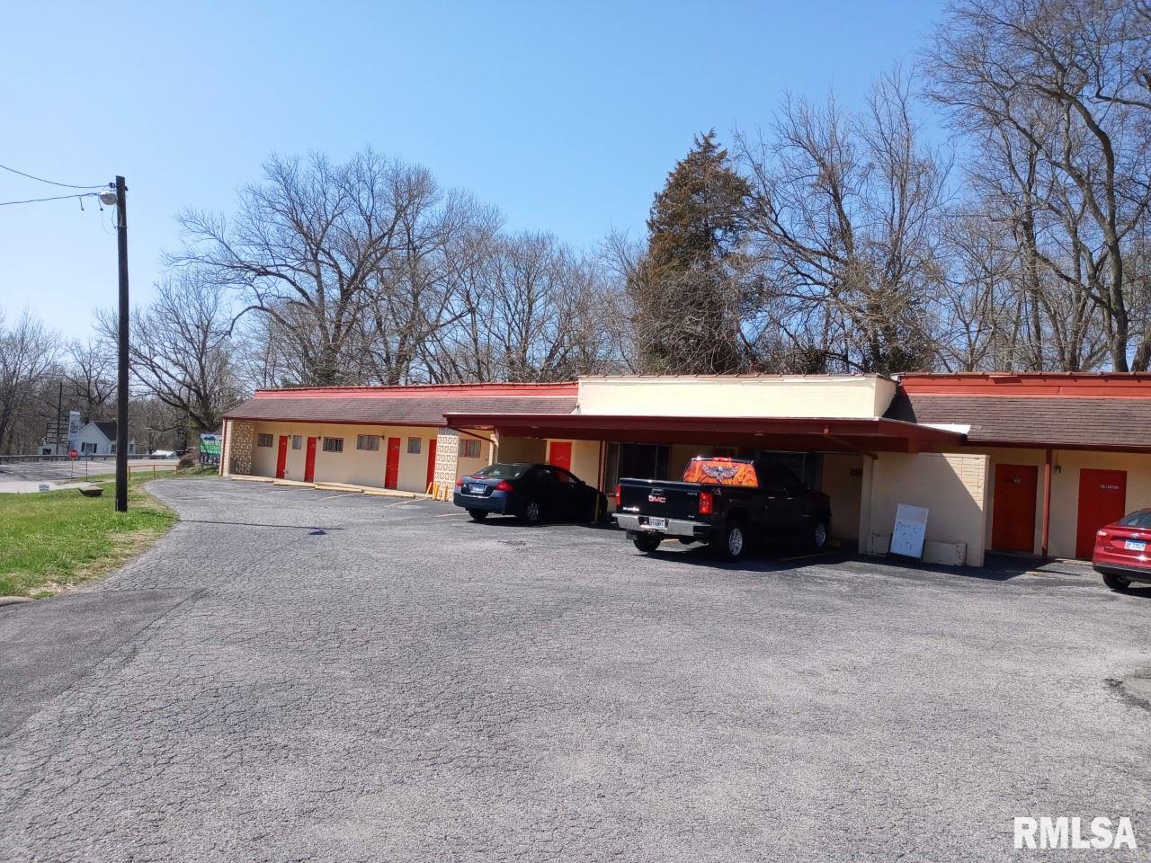 601 E BROAD Property Photo - Jonesboro, IL real estate listing