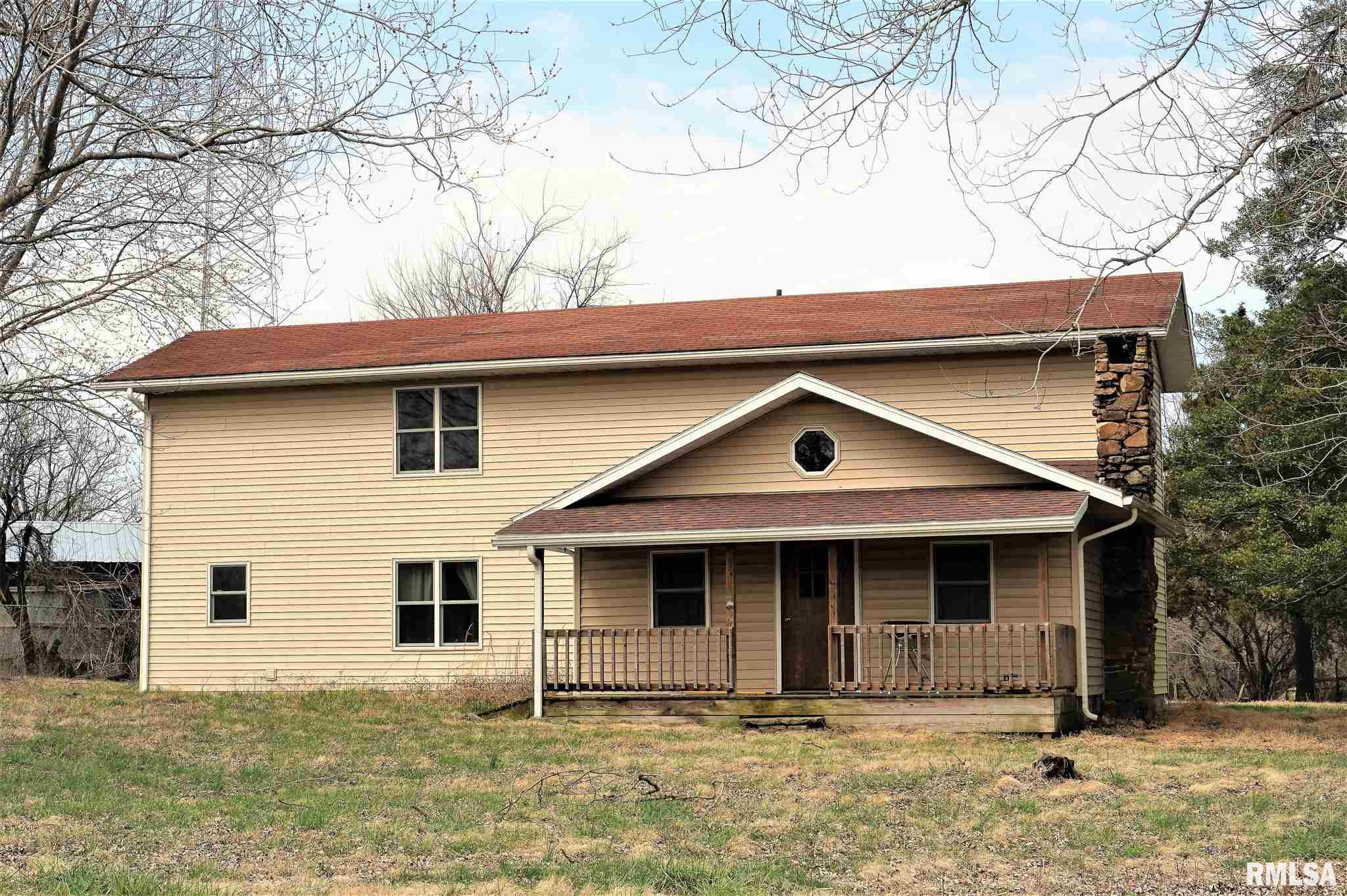 140 Trinity Cemetery Property Photo - Anna, IL real estate listing