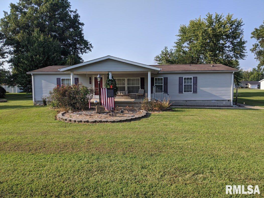 457 E D Property Photo - Radom, IL real estate listing