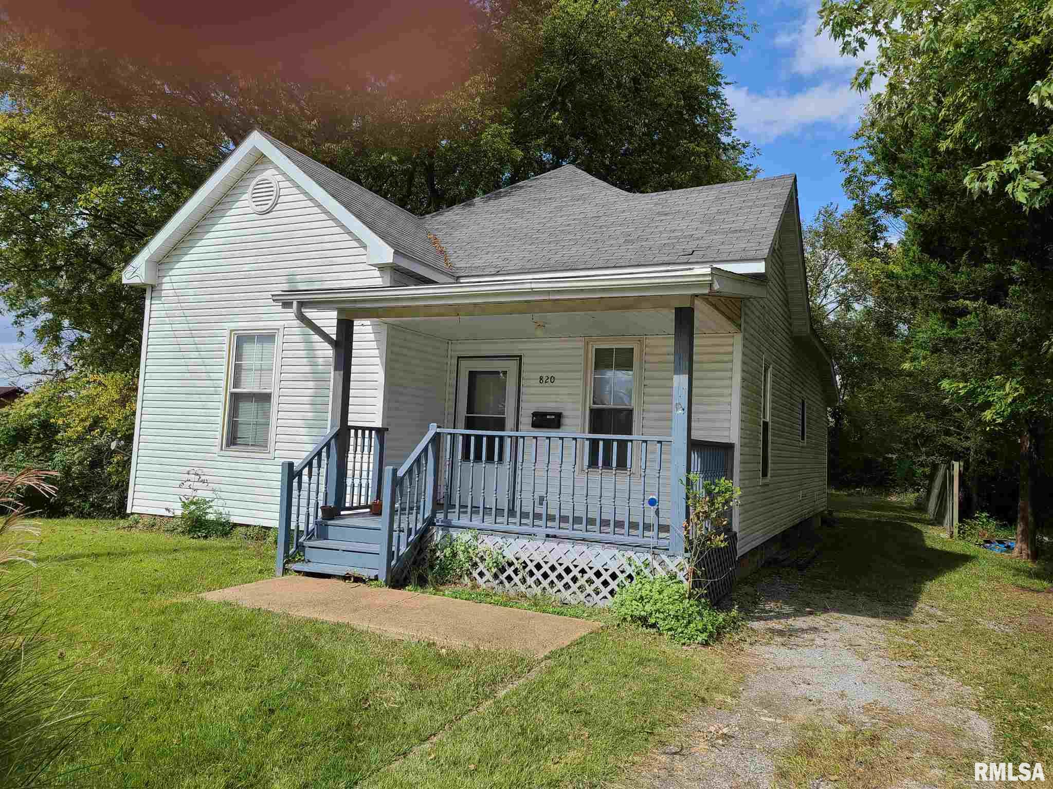 820 W POPLAR Property Photo - Harrisburg, IL real estate listing