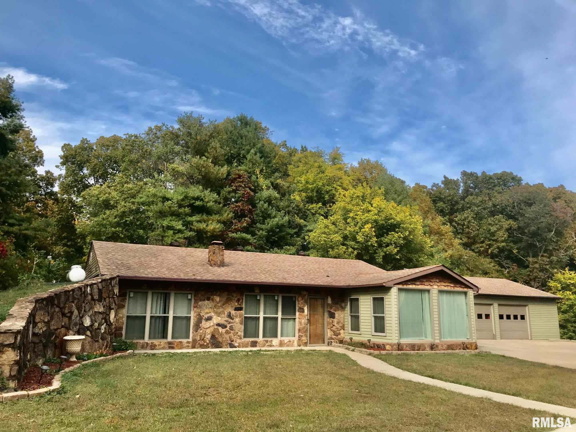 2162 Old Hwy 51 Property Photo - Makanda, IL real estate listing