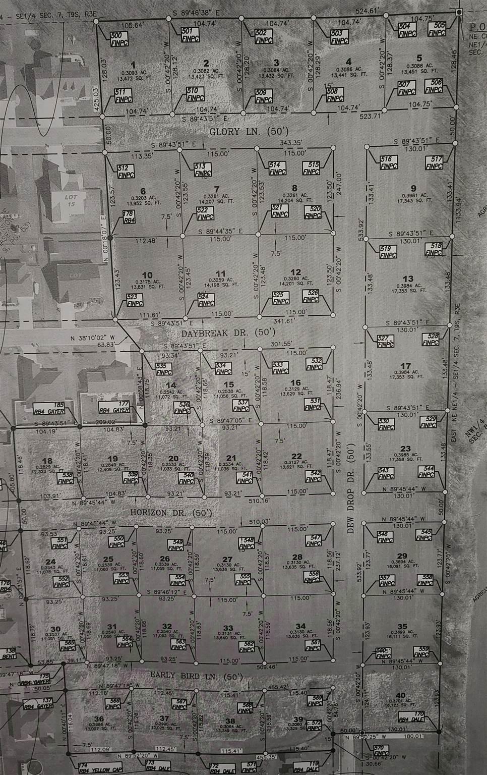 Lot 25 HORIZON Property Photo
