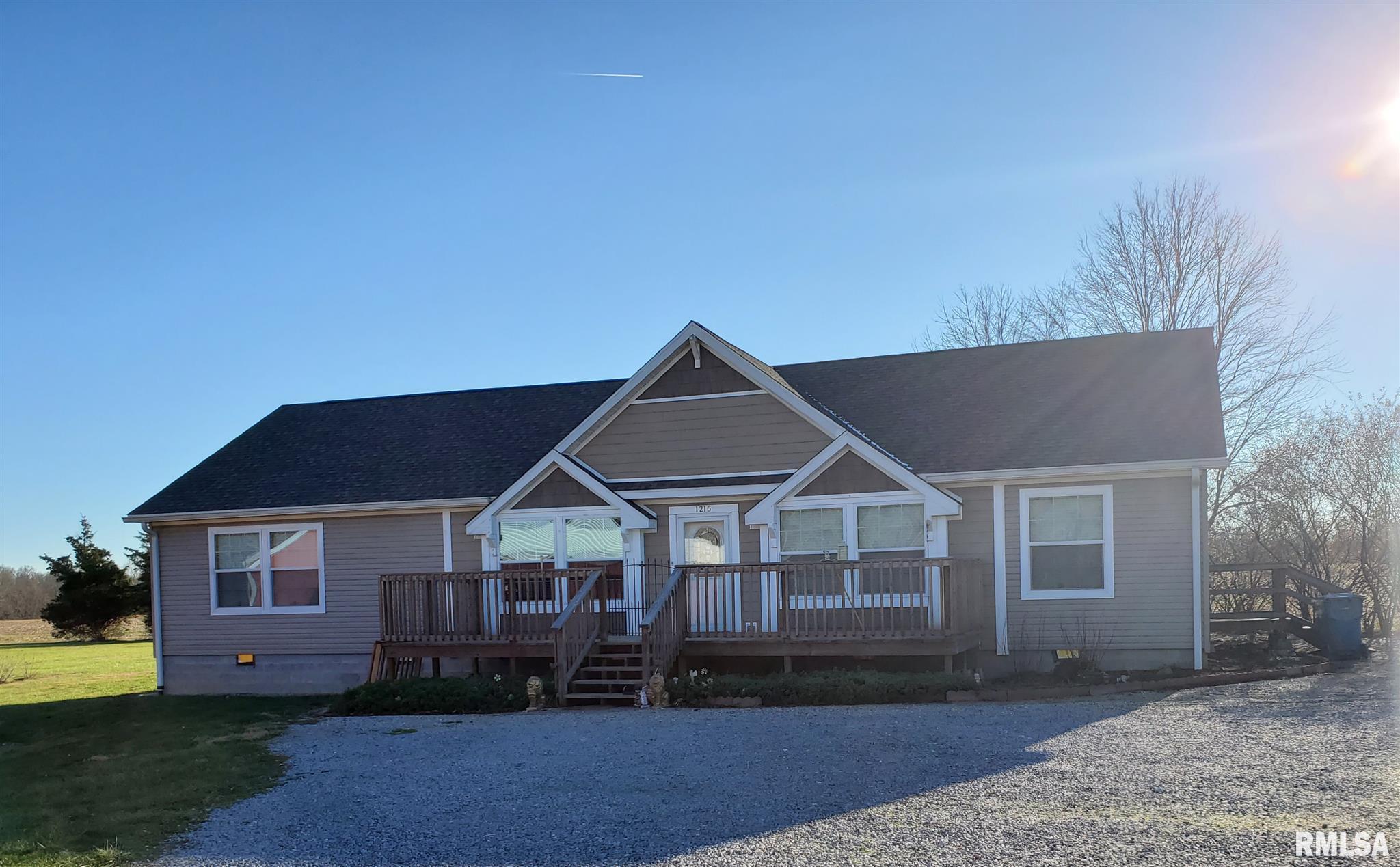 1215 E RANDOLPH Property Photo - McLeansboro, IL real estate listing