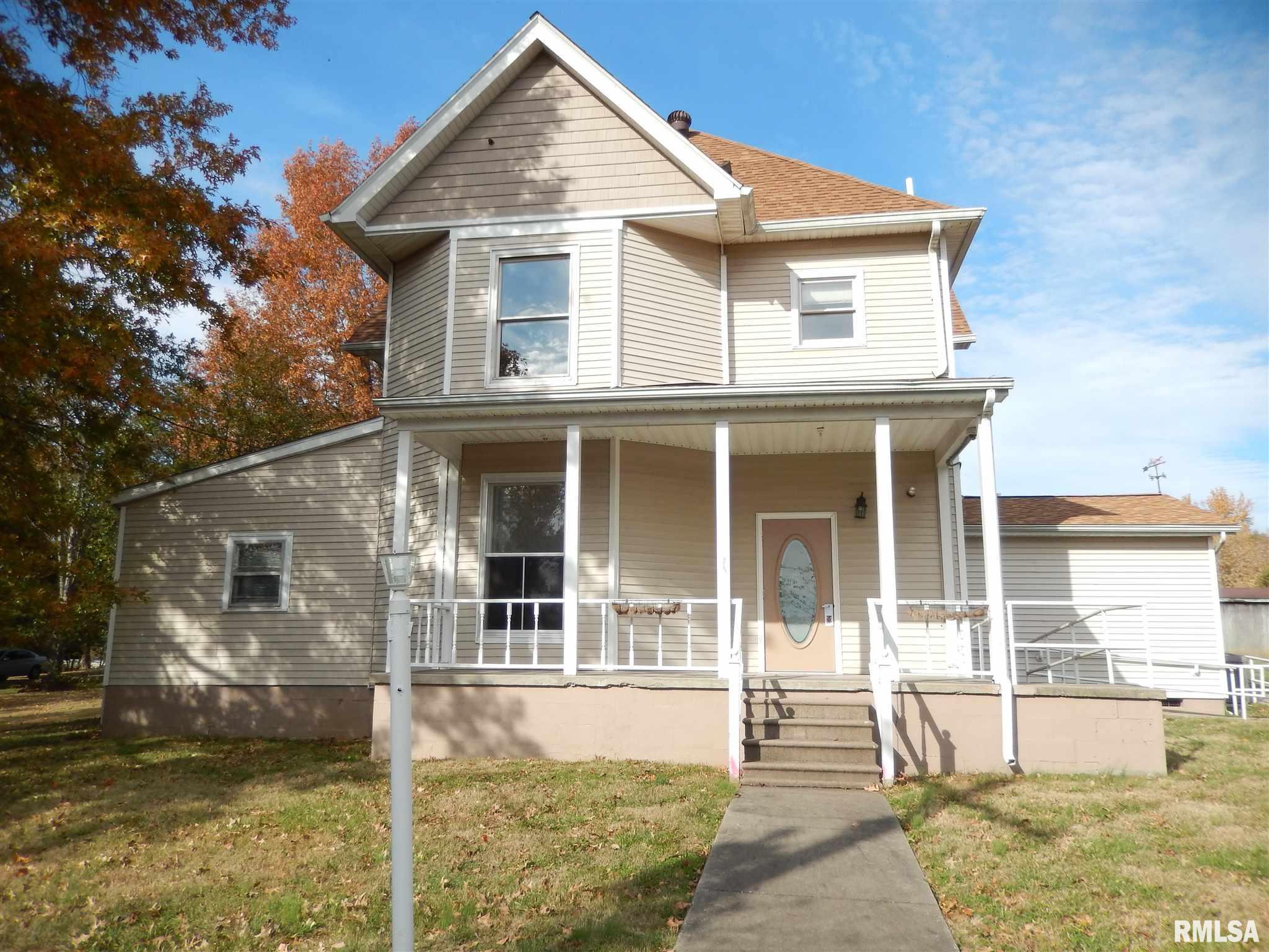 114 E ASH Property Photo - Cobden, IL real estate listing