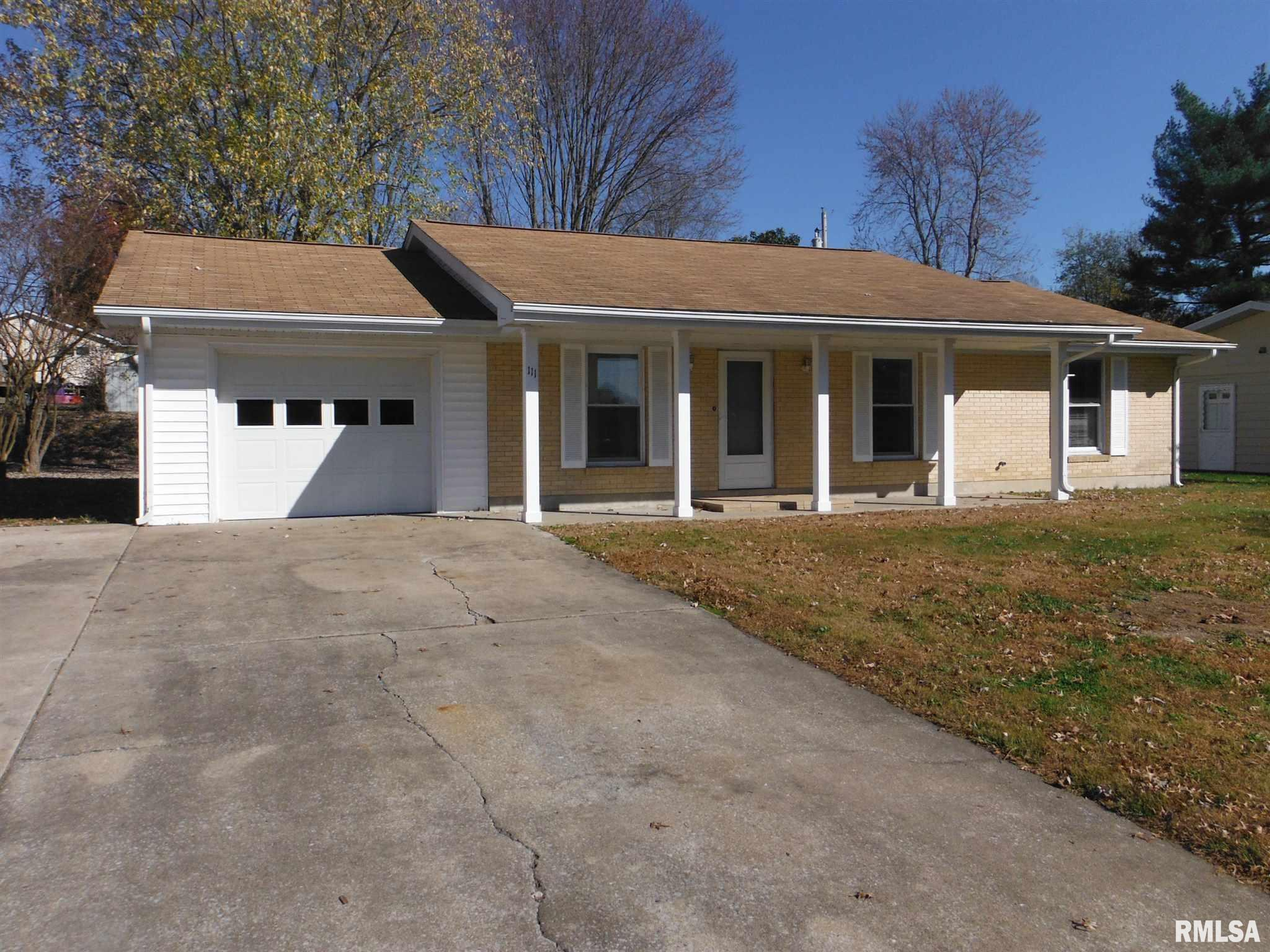 111 EVERGREEN Property Photo - Anna, IL real estate listing