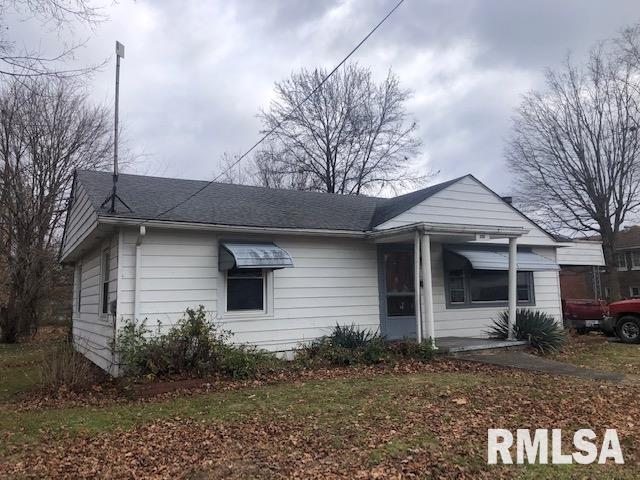 310 N STATE Property Photo - Christopher, IL real estate listing