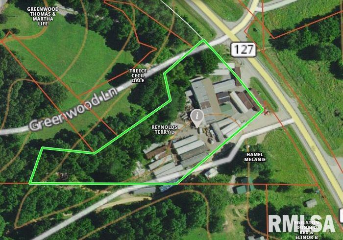 2875 IL Route 146 Property Photo - Jonesboro, IL real estate listing