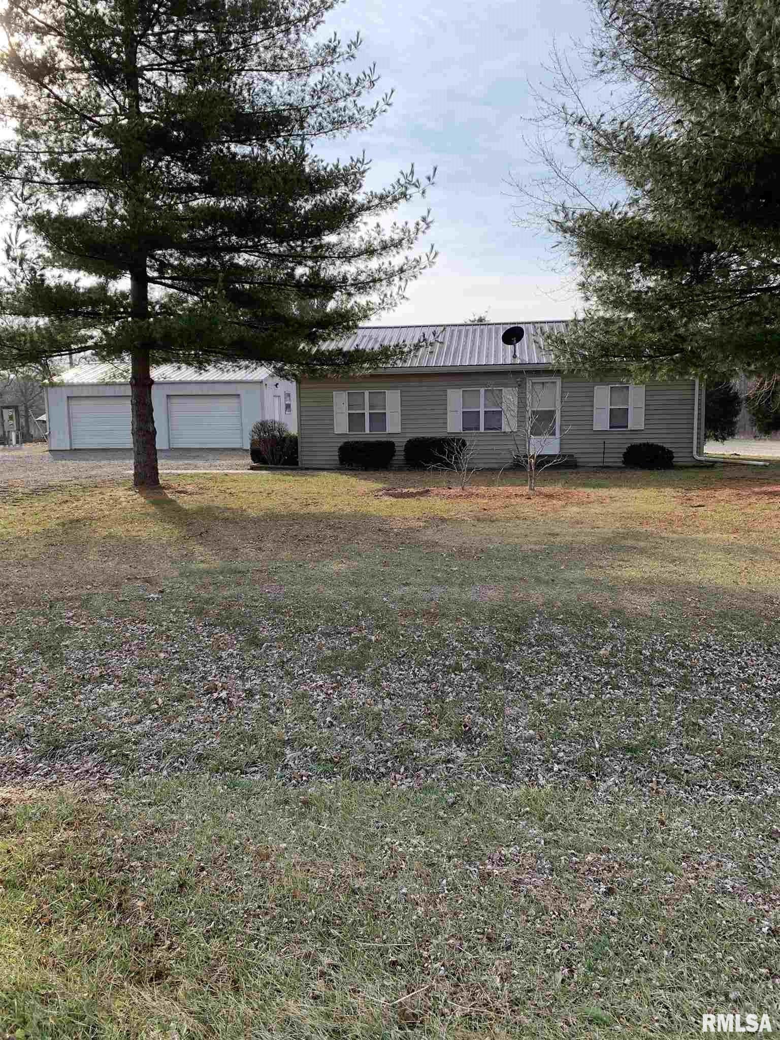 9204 State Route 154 Property Photo - Tamaroa, IL real estate listing