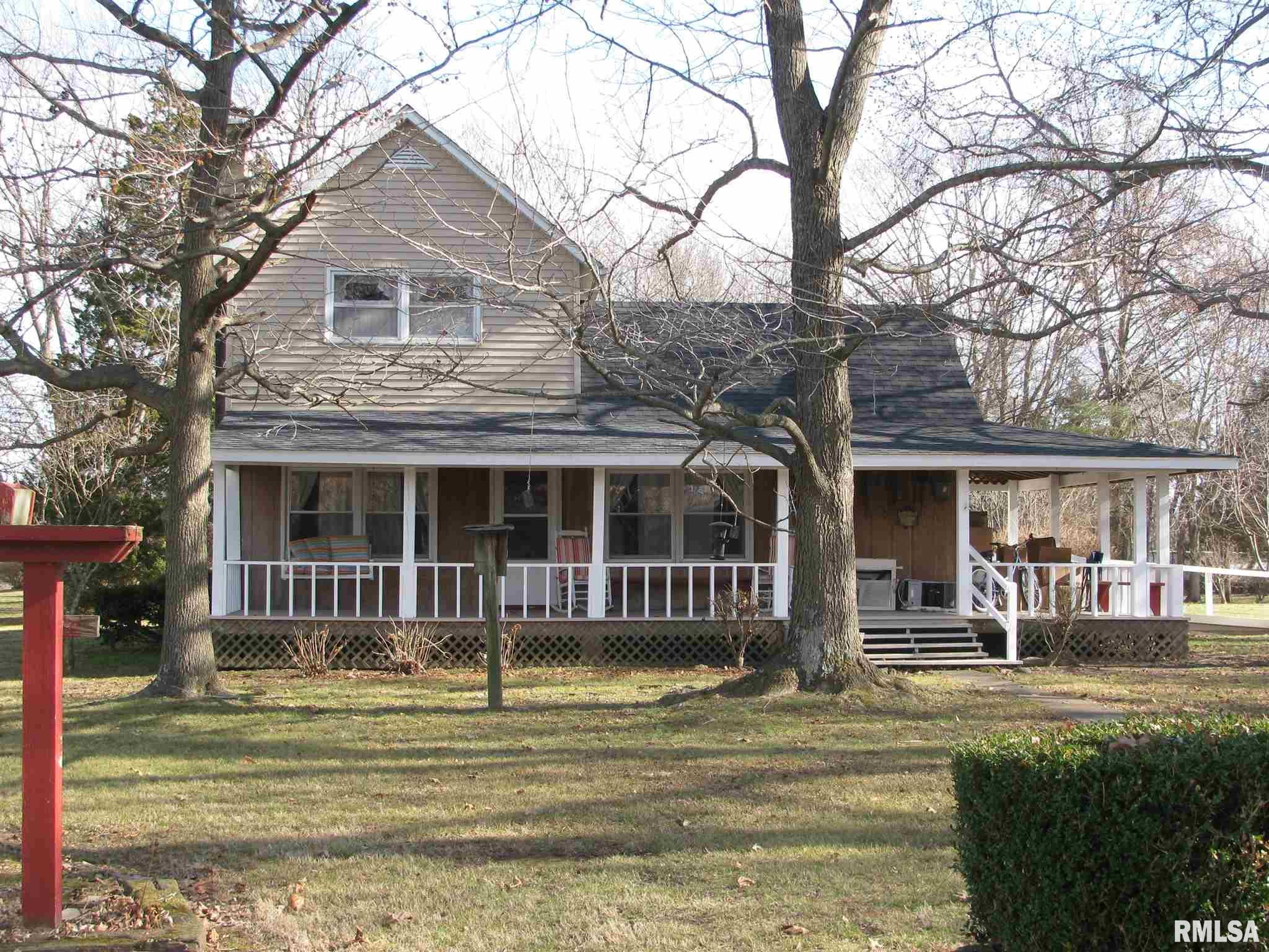 8120 State Route 154 Property Photo - Tamaroa, IL real estate listing