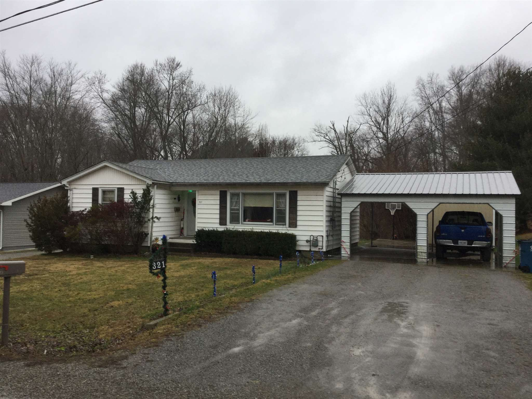 321 S ORANGE Property Photo - Jonesboro, IL real estate listing