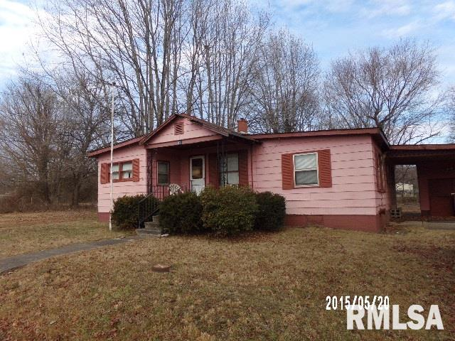 409 E WALNUT Property Photo - Carrier Mills, IL real estate listing