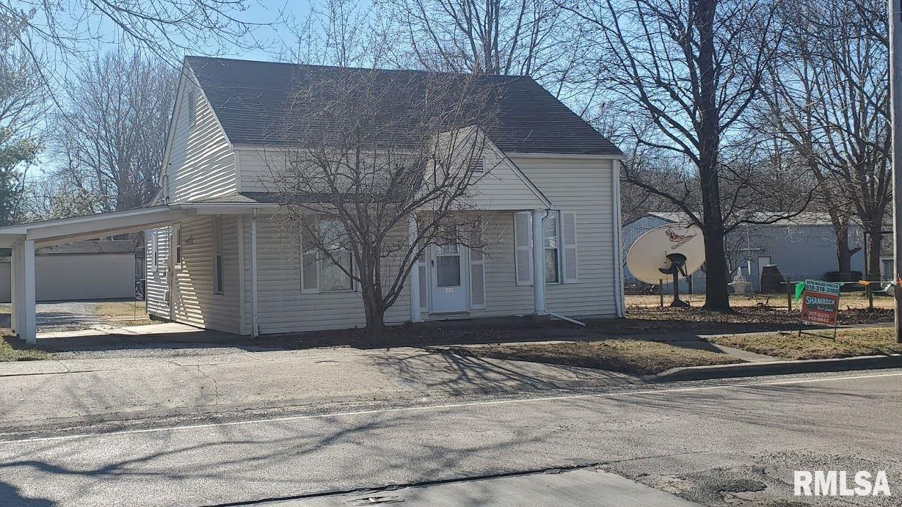 805 W PINE Property Photo - Percy, IL real estate listing