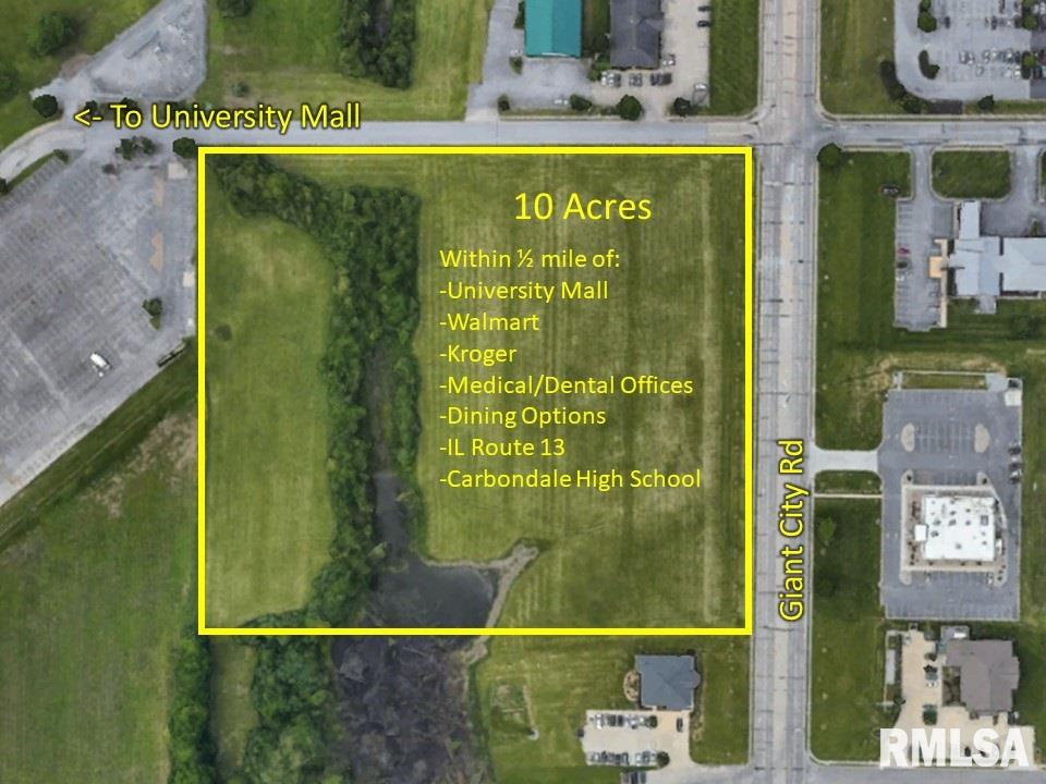 300 N Giant City Property Photo - Carbondale, IL real estate listing
