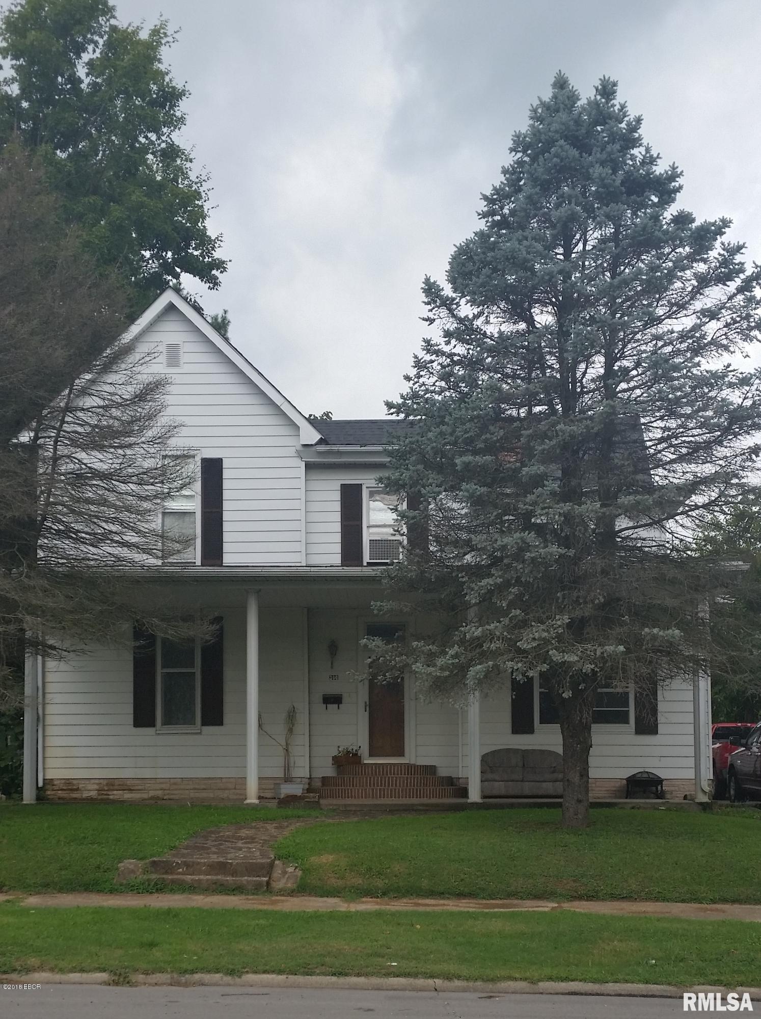 300 N WASHINGTON Property Photo - McLeansboro, IL real estate listing
