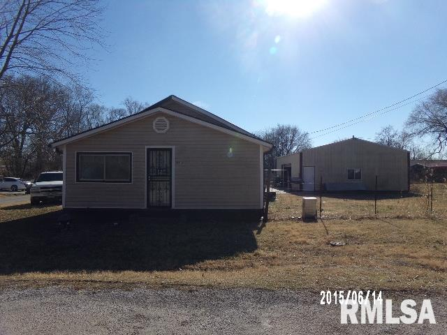 128 Furlong Property Photo - Carrier Mills, IL real estate listing