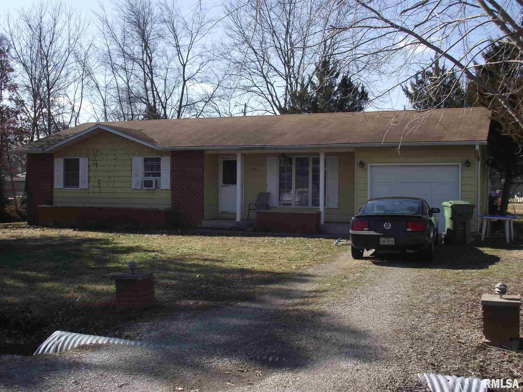 401 N 8TH Property Photo - Elkville, IL real estate listing