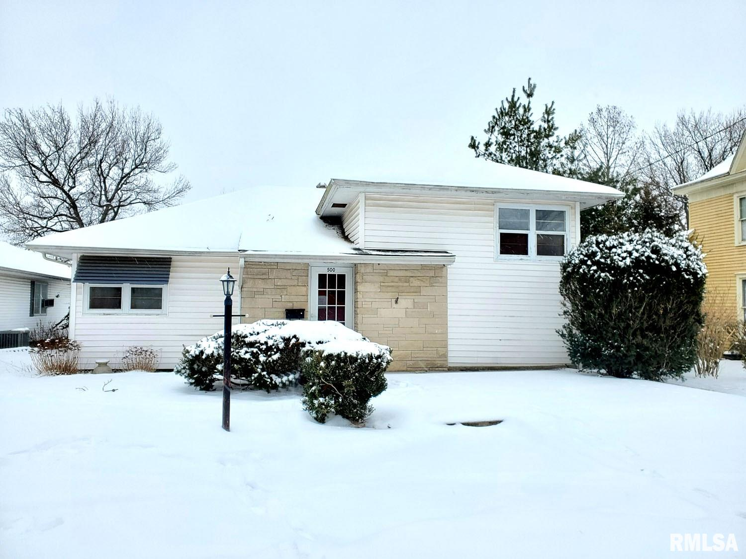 500 SE 4TH Property Photo - Fairfield, IL real estate listing