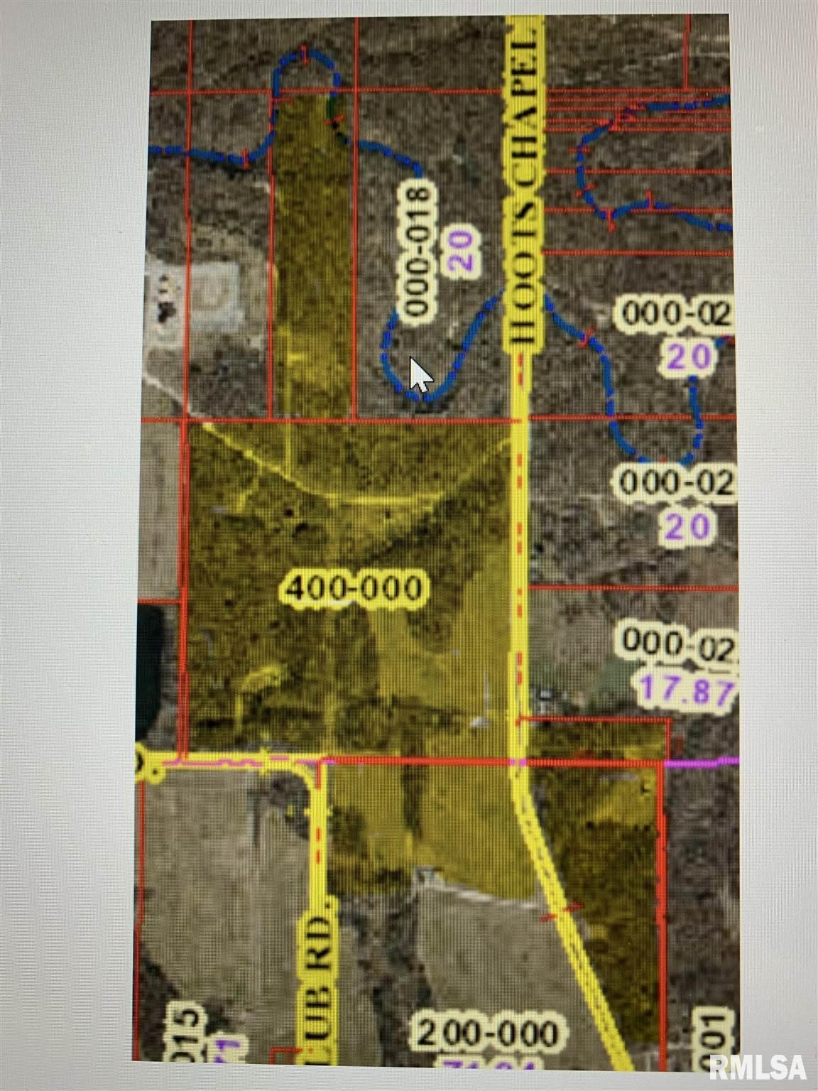 600 block Hoots Chapel Property Photo - Centralia, IL real estate listing