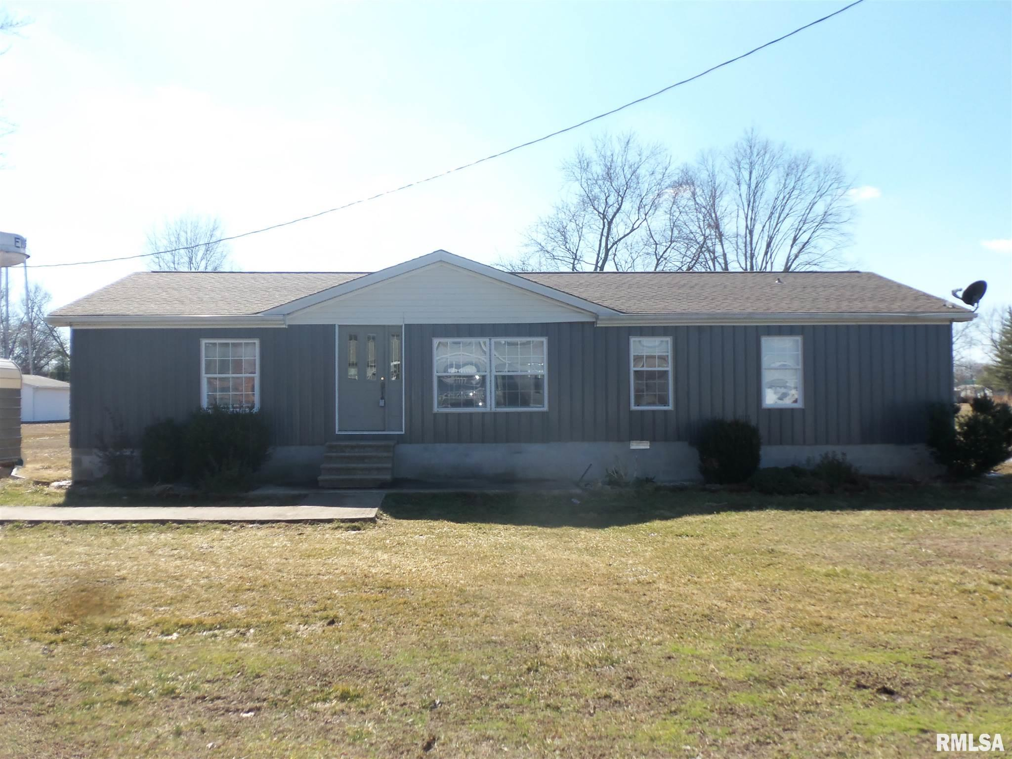 310 W 1ST Property Photo - Ewing, IL real estate listing