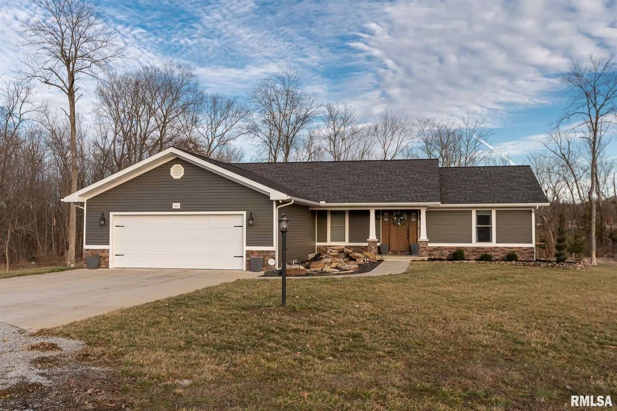 1410 TIMOTHY Property Photo - West Frankfort, IL real estate listing