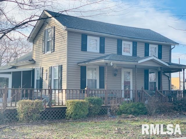 201 S 5TH Property Photo - Elkville, IL real estate listing