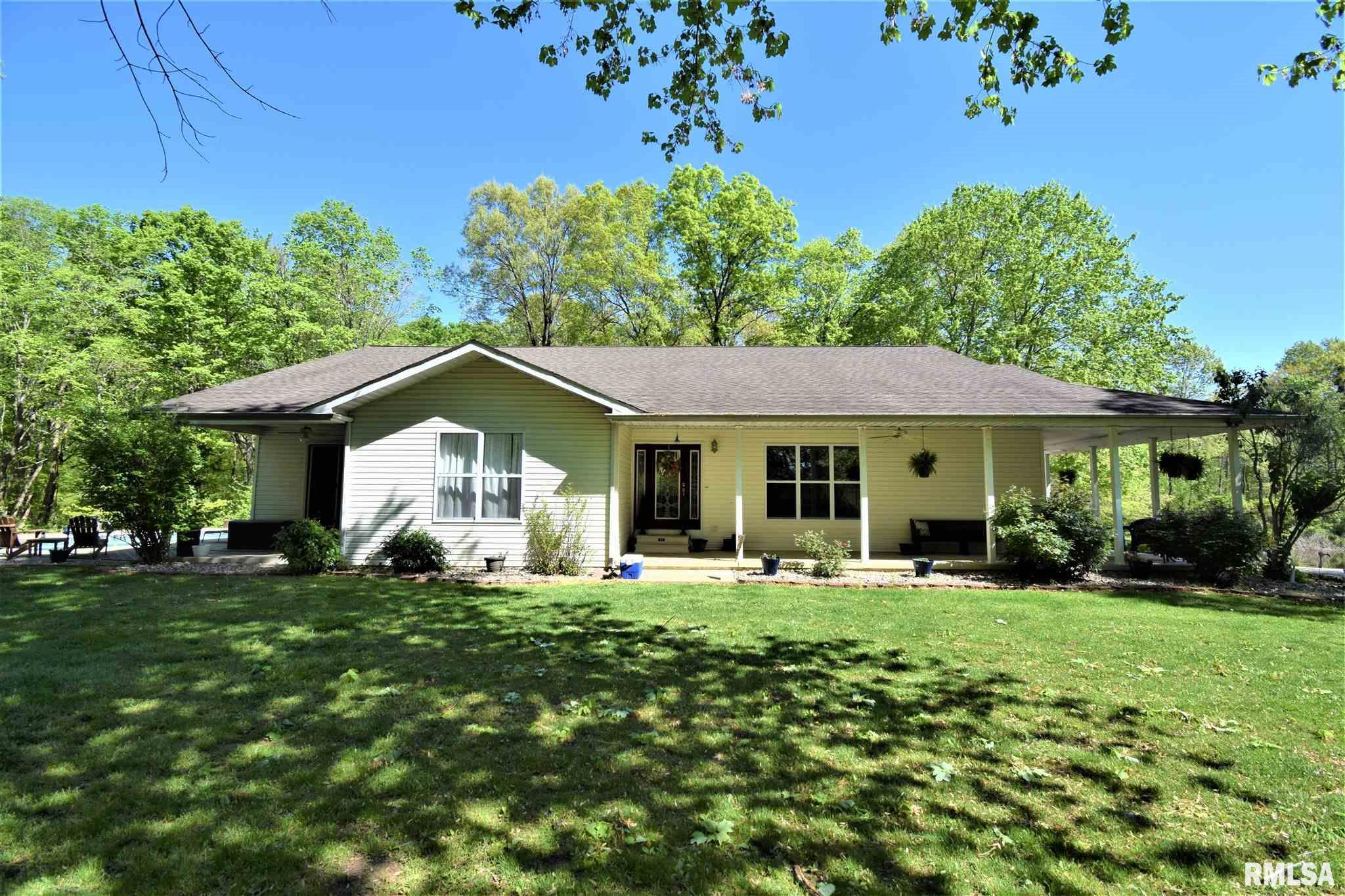 14486 E Tolle Property Photo - Mt Vernon, IL real estate listing