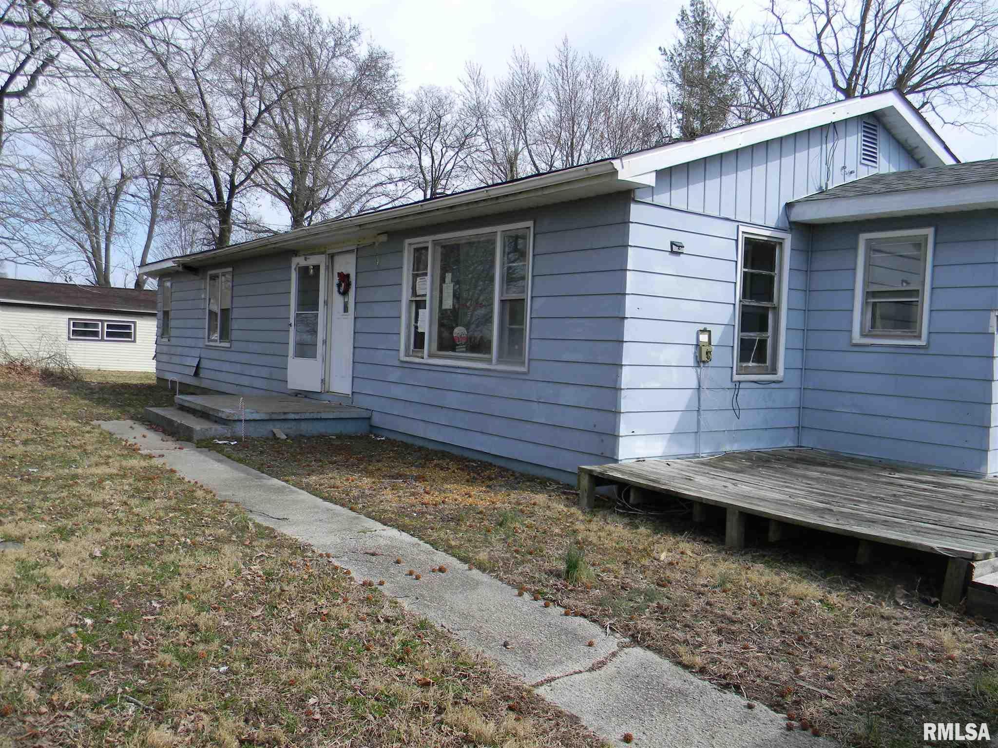 4972 State Route 51 Property Photo - Tamaroa, IL real estate listing