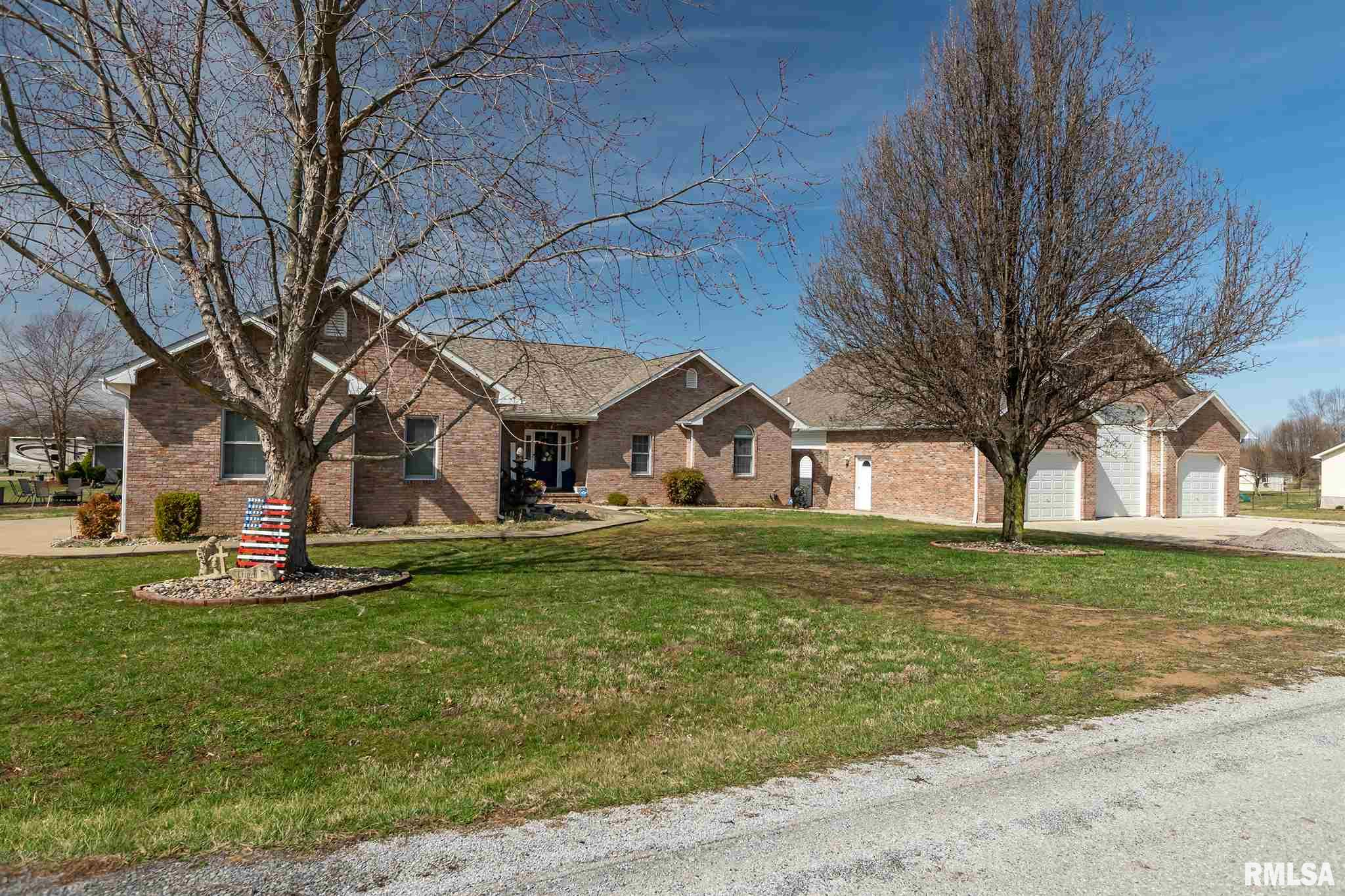 11610 Southpoint Property Photo - West Frankfort, IL real estate listing