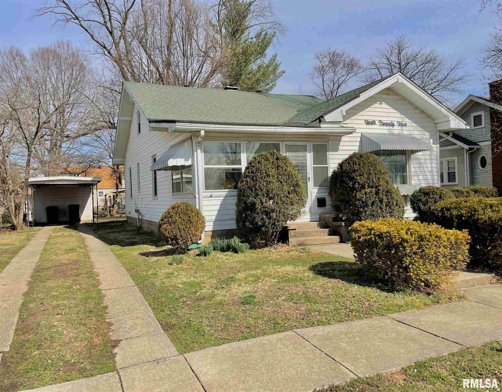 425 E 5TH Property Photo - Flora, IL real estate listing