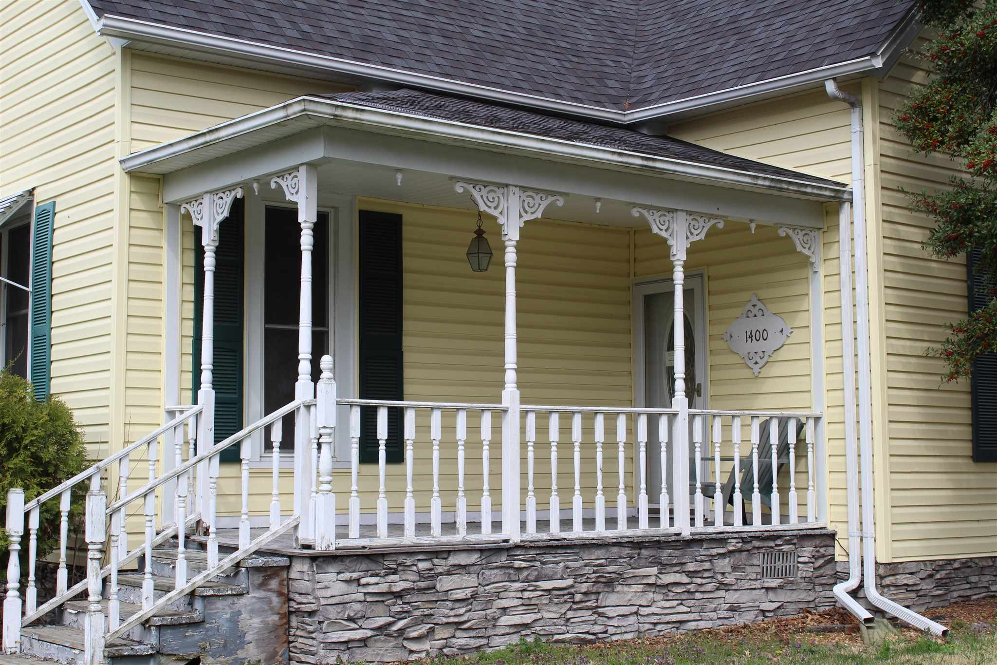 1400 McHaney Property Photo - Eldorado, IL real estate listing