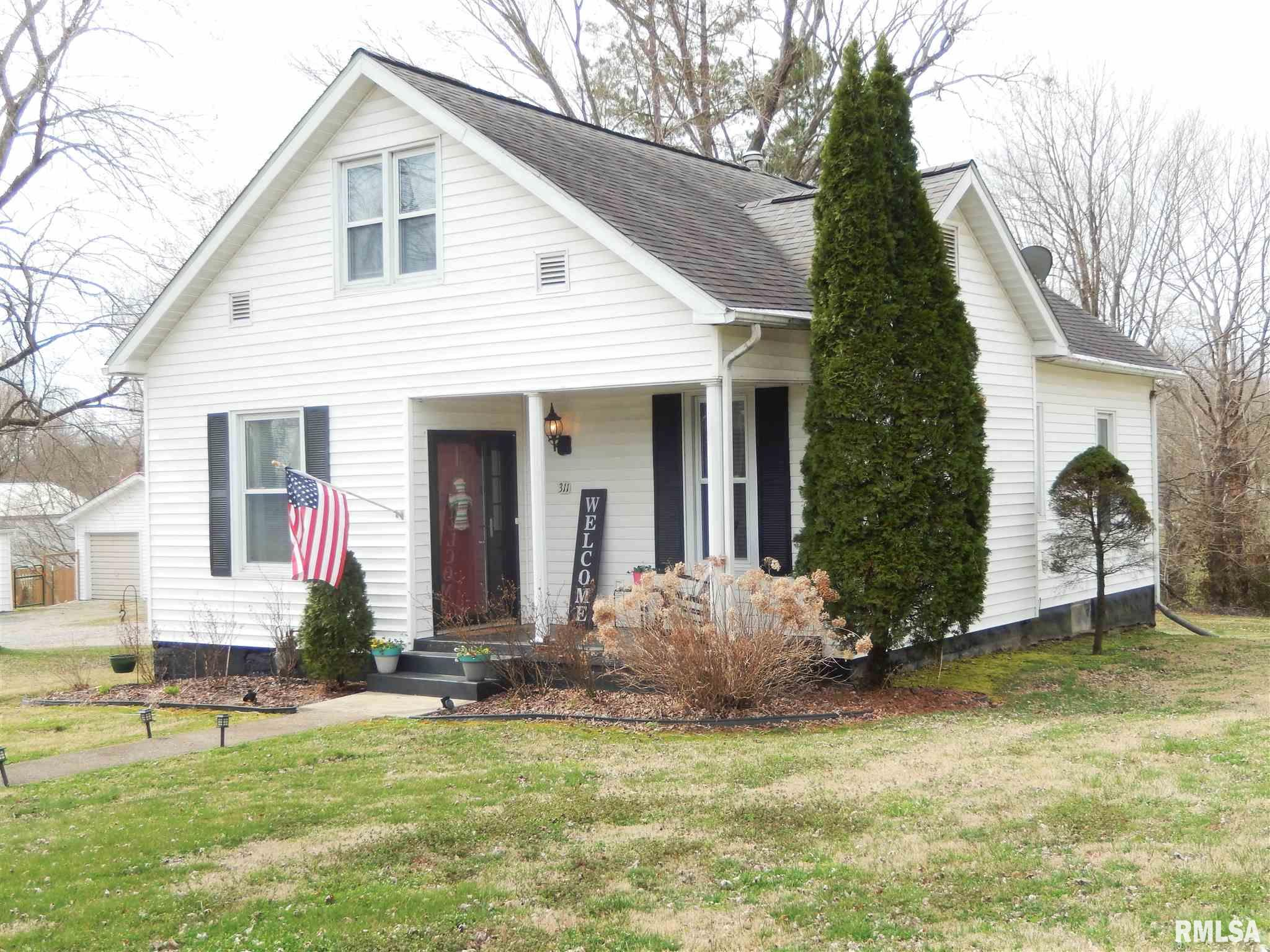 311 S LOCUST Property Photo - Jonesboro, IL real estate listing