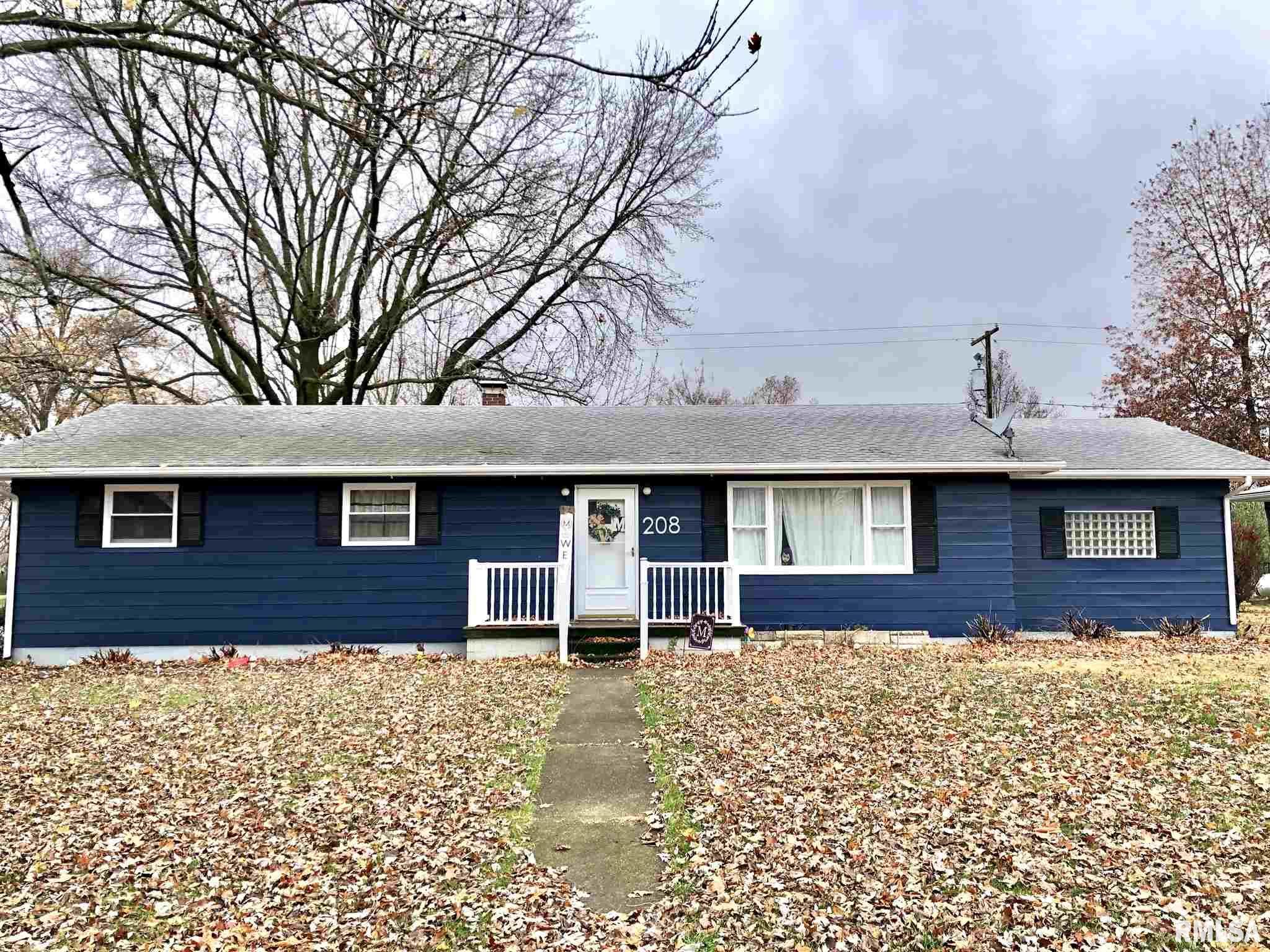 208 S 4TH Property Photo - Irvington, IL real estate listing