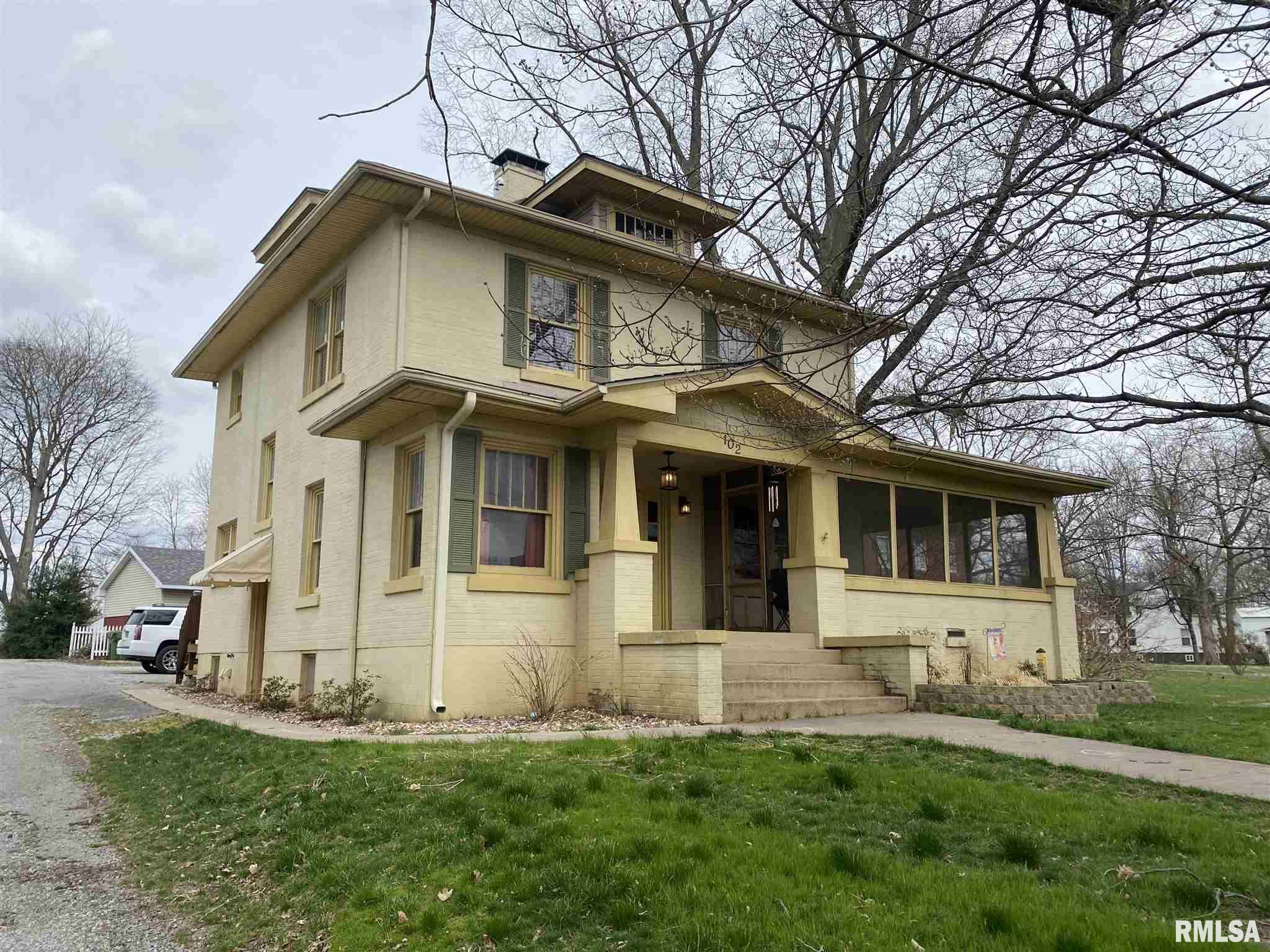 102 W MONROE Property Photo - Anna, IL real estate listing