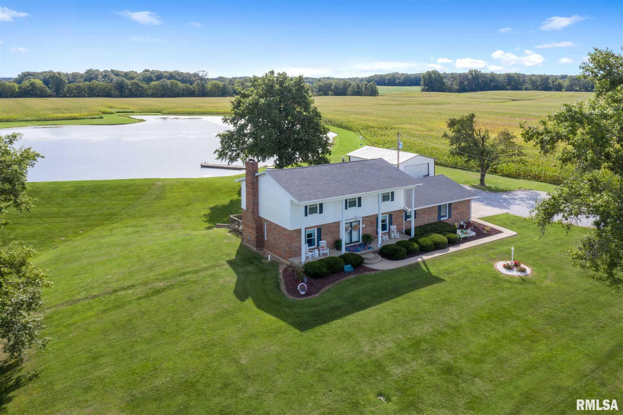 2592 HICKORY CREEK Property Photo - Dubois, IL real estate listing