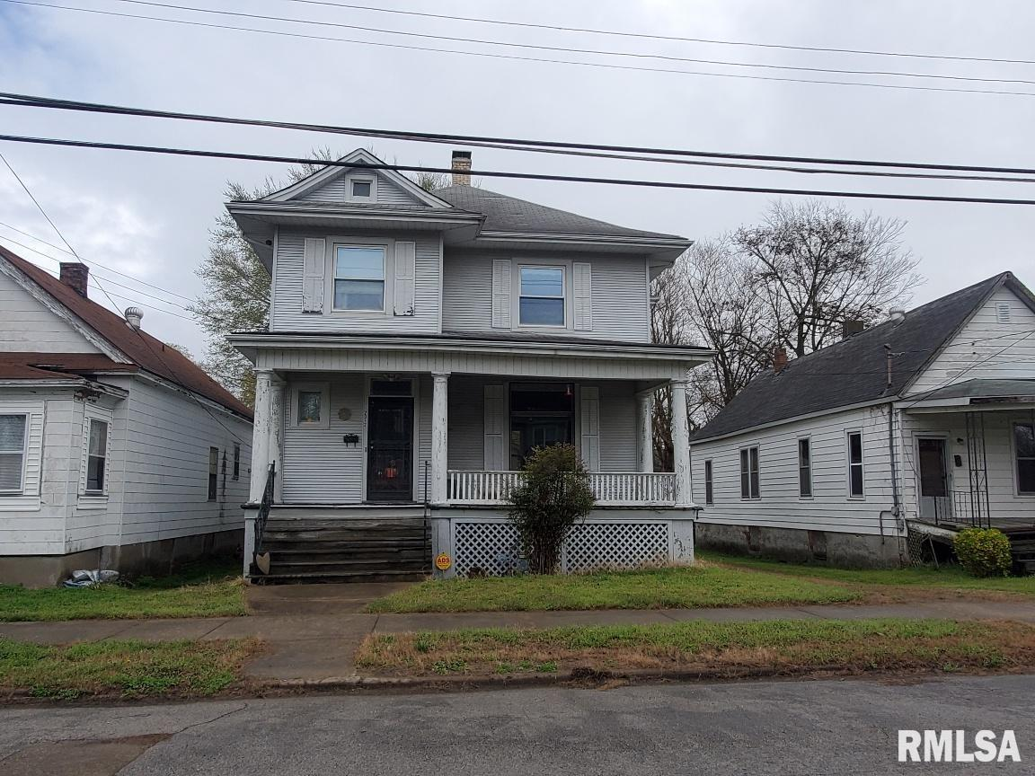 2312 Dr Martin Luther King Property Photo - Cairo, IL real estate listing
