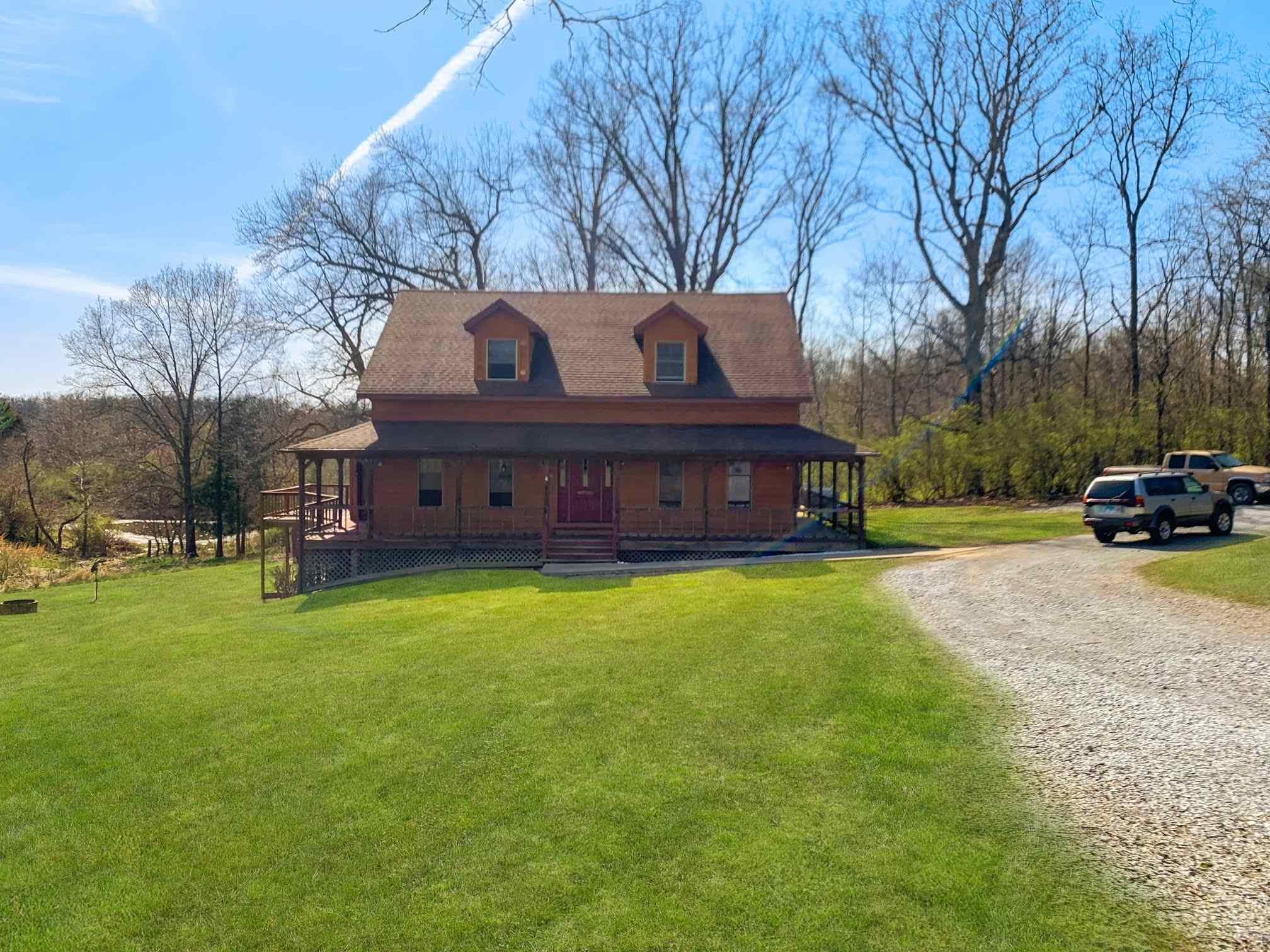 1395 Rose of Sharon Property Photo - Galatia, IL real estate listing