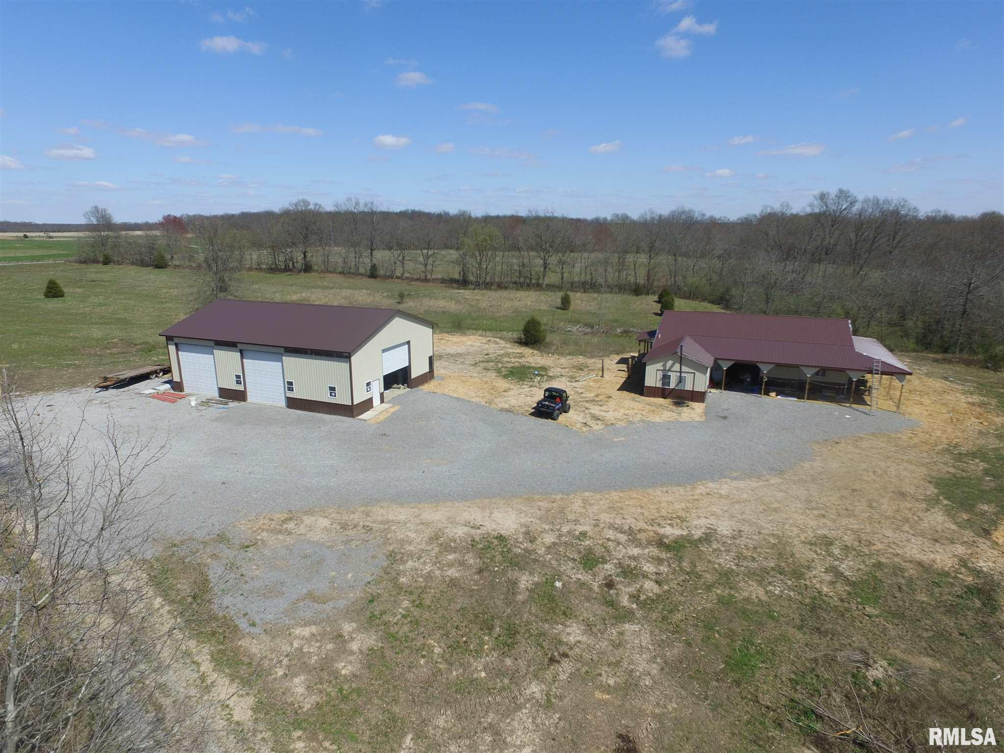 942 County Road 1650 N Property Photo - Cisne, IL real estate listing