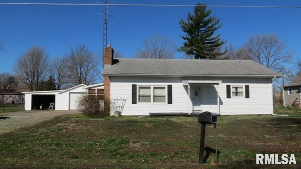 223 N HICKORY Property Photo - Tamaroa, IL real estate listing