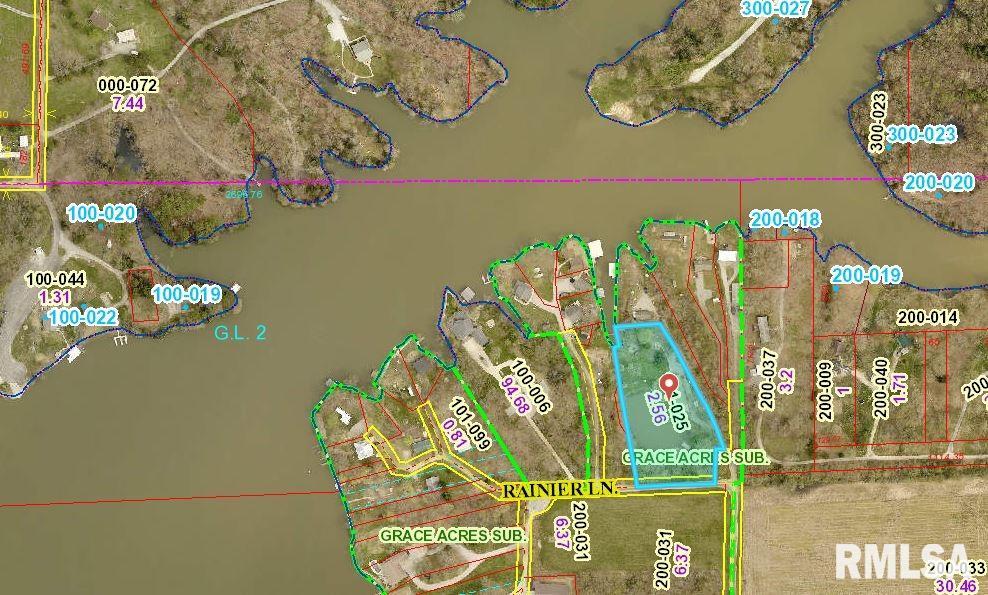 3379 Rainier Property Photo - Centralia, IL real estate listing