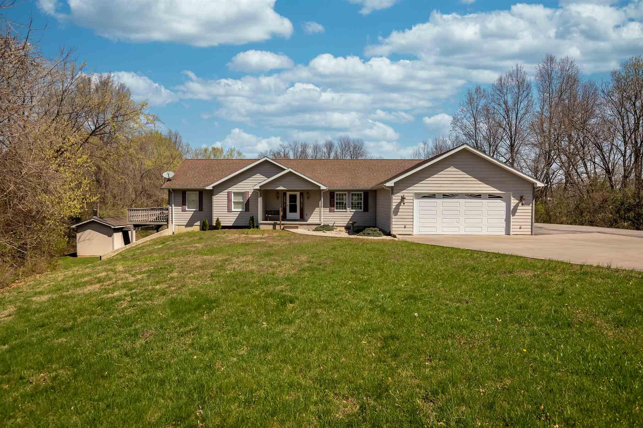 322 Branson Woods Road Property Photo 1