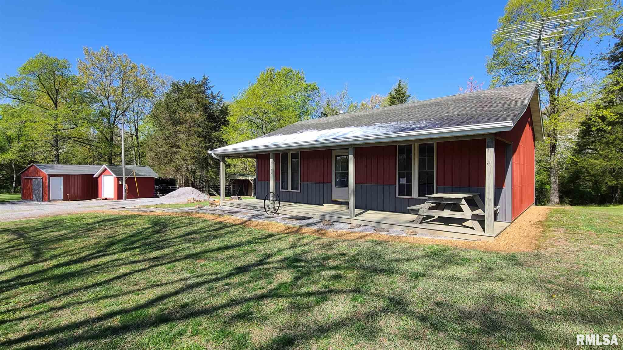 1703 State Route 145 N Property Photo - Harrisburg, IL real estate listing