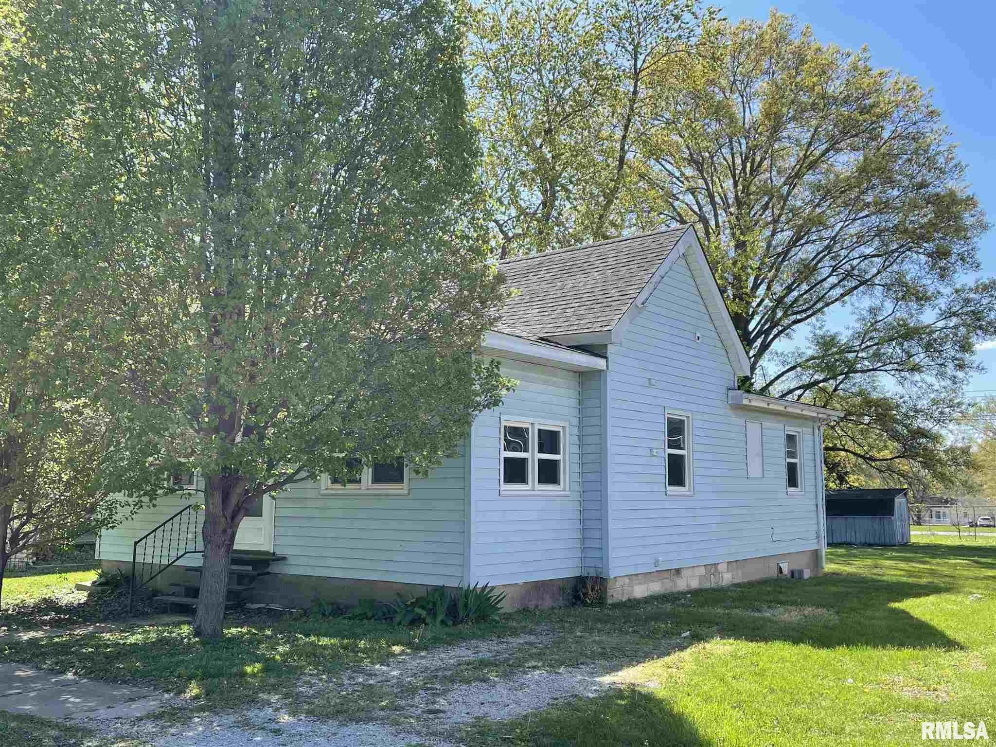 102 E Rea Property Photo - Valier, IL real estate listing