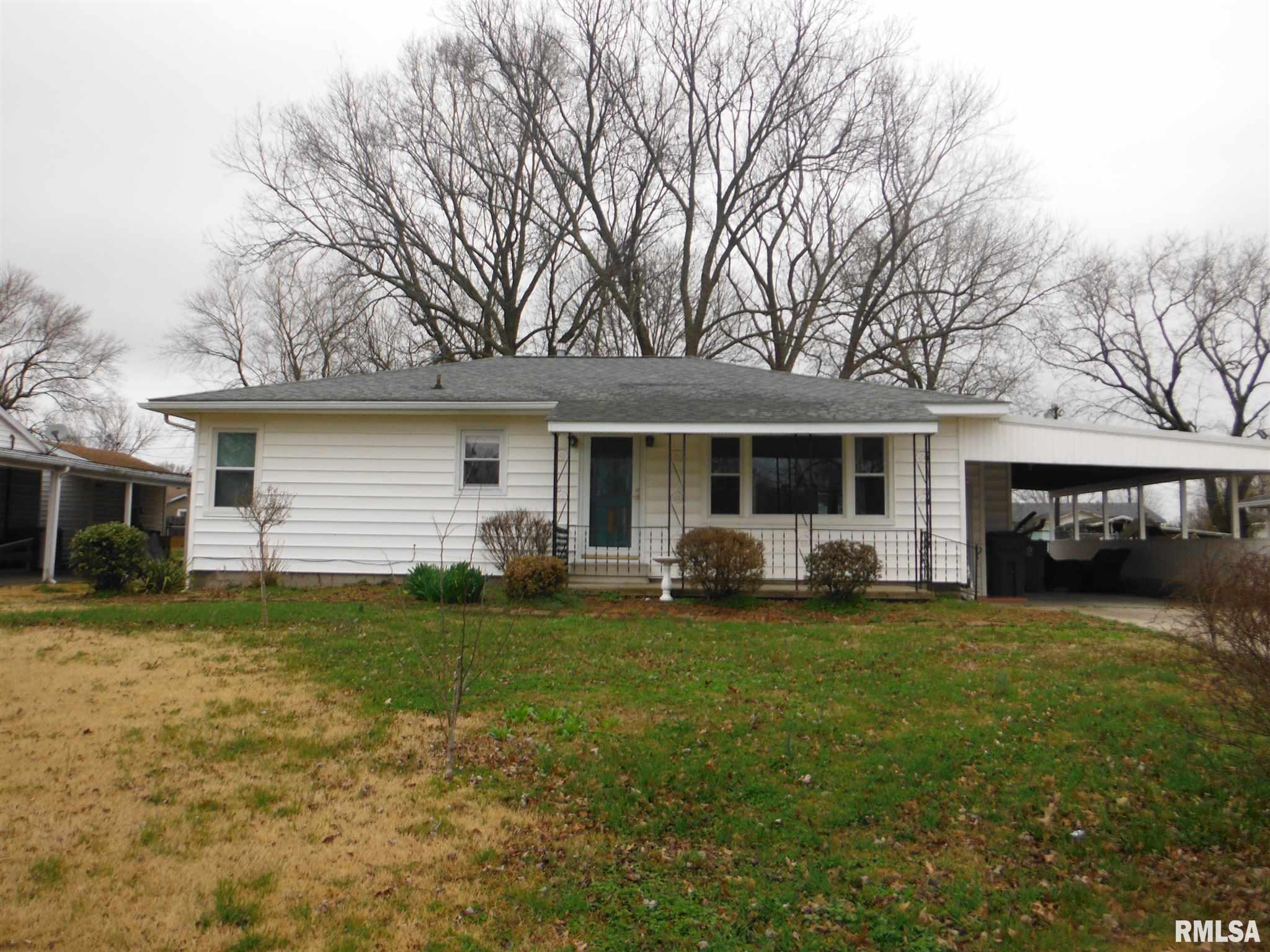 117 TURNER Property Photo - Anna, IL real estate listing