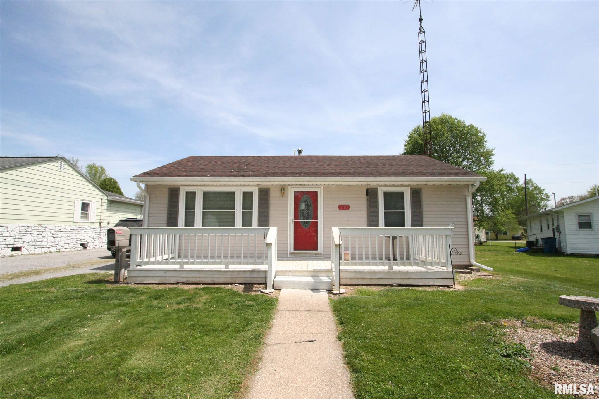 510 HILLSDALE Property Photo - Carmi, IL real estate listing