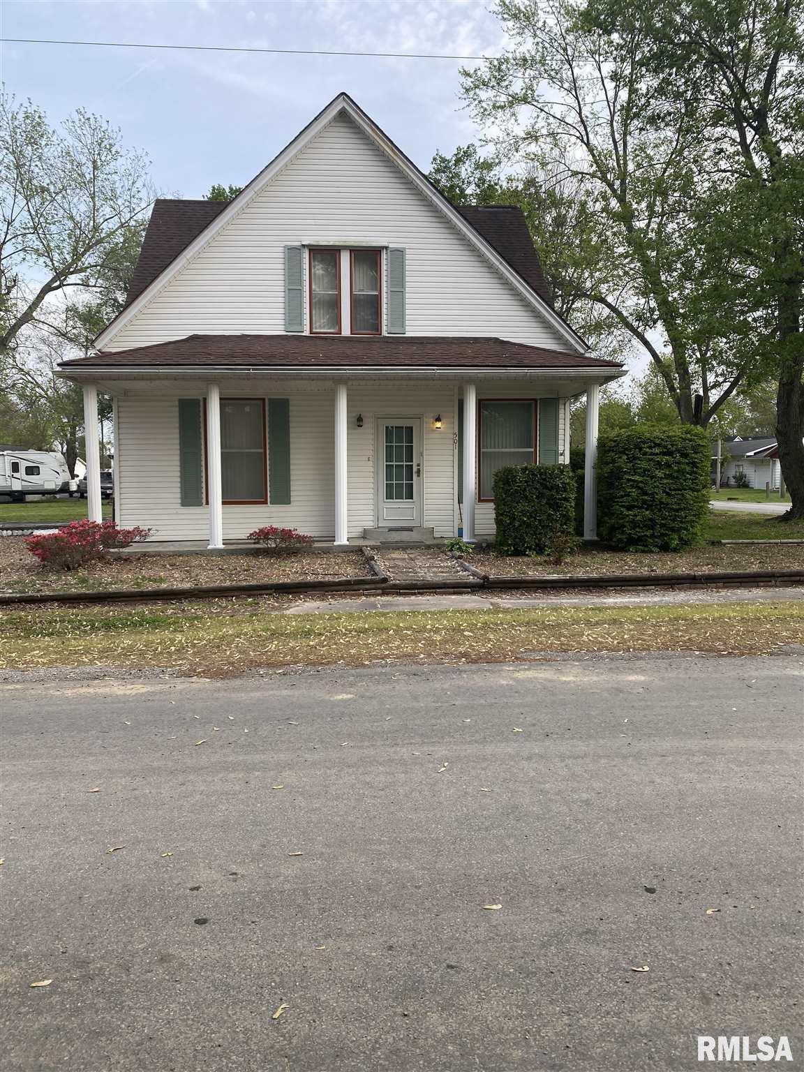 501 CHURCH Property Photo - Galatia, IL real estate listing