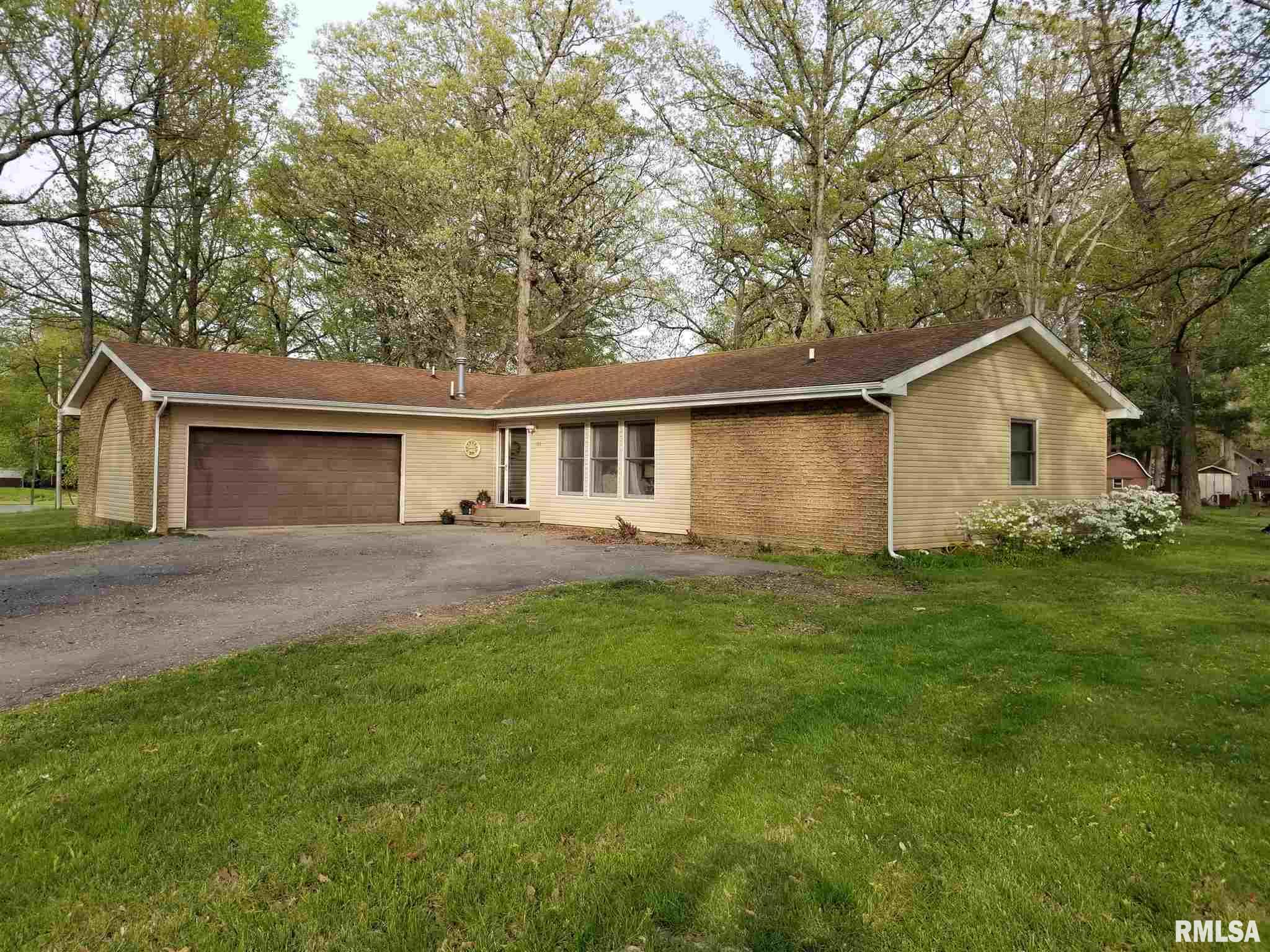 100 Louie Property Photo - Bluford, IL real estate listing