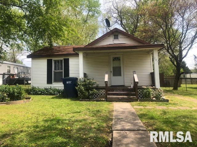 207 N PLUM Property Photo - DeSoto, IL real estate listing